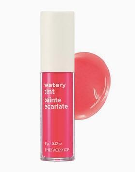 The Face Shop Watery Tint 01 Pink
