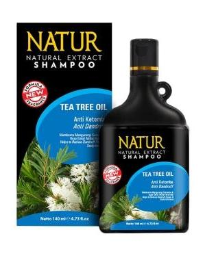 Natur Natural Extract Shampoo Tea Tree Oil