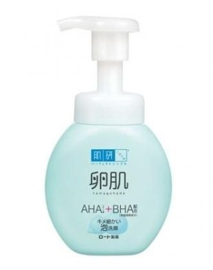 Hada Labo AHA BHA Exfoliating Face Wash Foam