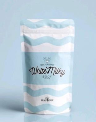 Beautetox Body Scrub White Milky