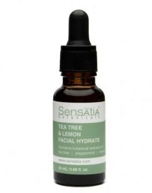 Sensatia Botanicals Tea Tree & Lemon Facial Hydrate