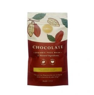Crushlicious Organic Face Mask Chocolate