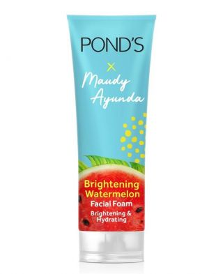Pond's Brightening Watermelon Facial Foam X Maudy Ayunda