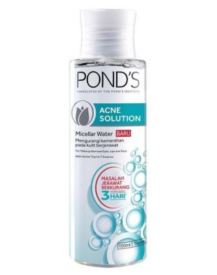 Pond's Acne Solution Micellar Water