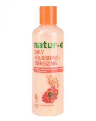 Natur-E Daily Nourishing Lotion Energizing