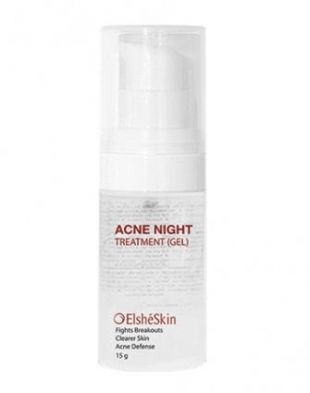 ElsheSkin Acne Night Treatment Gel