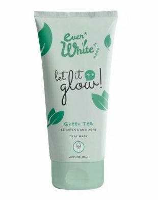 Everwhite Let It Glow Clay Mask Green Tea