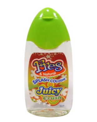 Fres and Natural Splash Cologne Juicy Crush