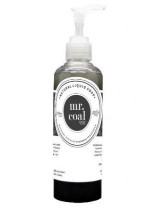 Gulaco Liquid Soap Mr Coal
