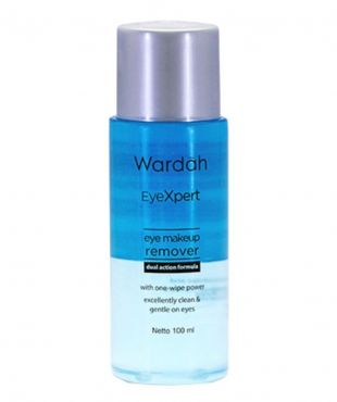 Wardah EyeXpert Eye and Lip Makeup Remover