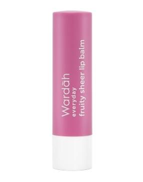 Wardah Everyday Fruity Sheer Lip Balm Grape