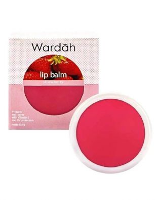 Wardah Lip Balm Strawberry