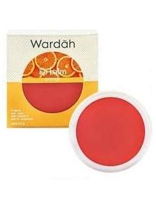 Wardah Lip Balm Orange