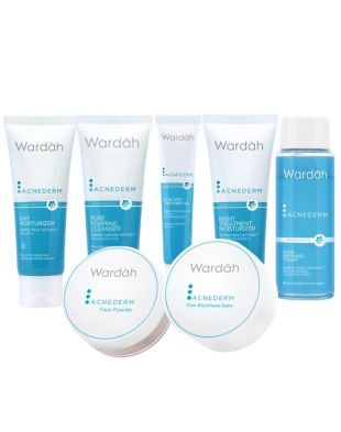 Wardah Acnederm Series