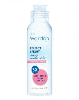 Wardah Perfect Bright Tone Up Micellar Water