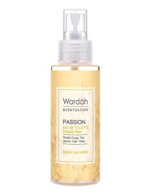 Wardah Scentsation Body Mist Passion