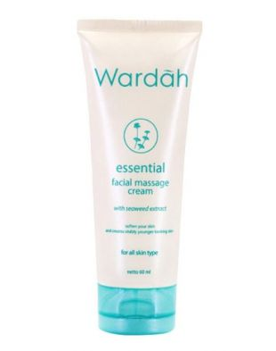 Wardah Essential Facial Massage Cream