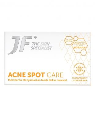 JF Sulfur Acne Spot Care Cleanser Bar