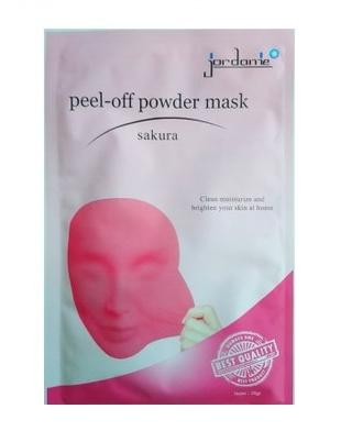 Jordanie Peel Off Powder Mask Sakura