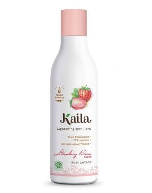 Kaila Lightening Skin Care Strawberry Passion