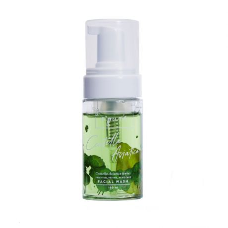 N'pure FACE FOAM CENTELLA ASIATICA