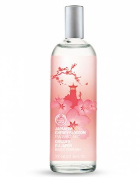 The Body Shop Japanese Cherry Blossom Body Mist