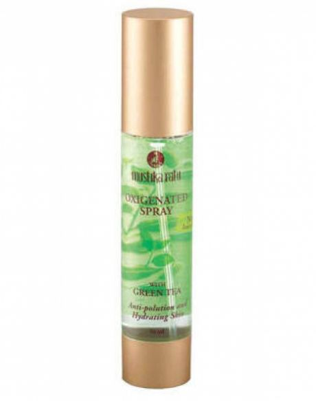 Mustika Ratu Oxigenated Spray Green Tea