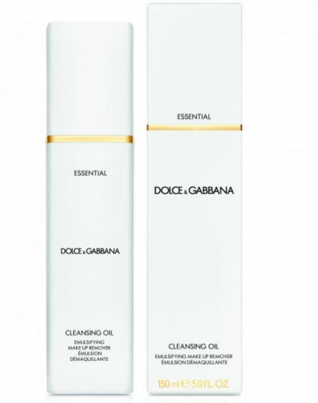 Dolce & Gabbana Essential Cleansing Oil