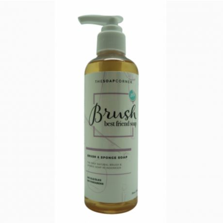 The Soap Corner Brush Best Friend Liquid Soap