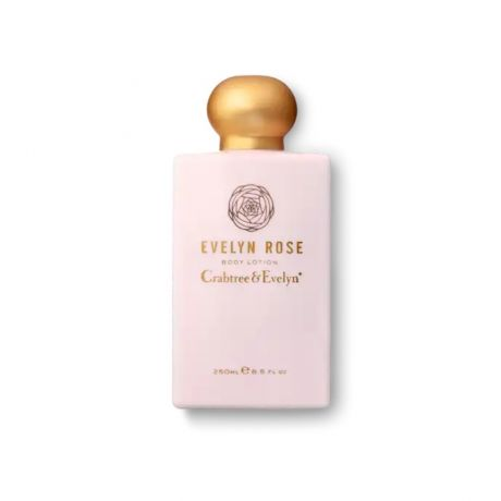 Crabtree and Evelyn Evelyn Rose Hand & Body Lotion