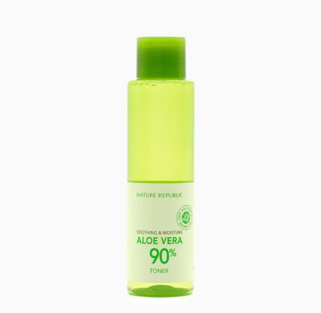 Nature Republic Soothing and Moisture Aloe Vera 90% Toner