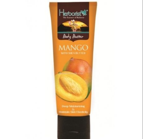 Herborist Body Butter With Shea Butter Mango
