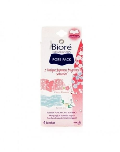 Biore Pore Pack Fragrance