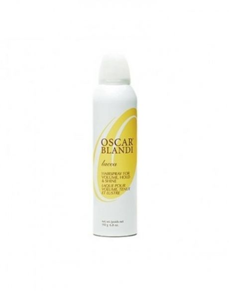 Oscar Blandi Lacca - Hairspray For Volume, Hold & Shine