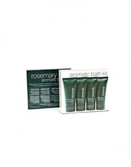 Sensatia Leisure Rosemary Mint Aromatic Bath Kit