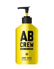 AB CREW Body Wash With French Green Clay