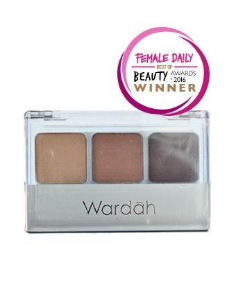 Wardah Eye Shadow Series G - Review Female Daily