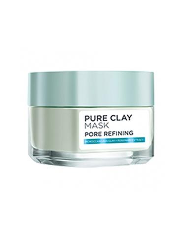 L'Oreal Paris Pure Clay Mask Pore Refining