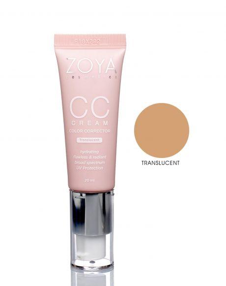Zoya Cosmetics. CC Cream